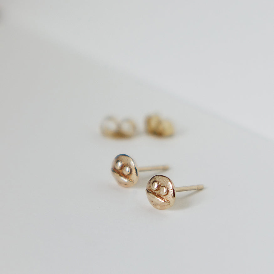 Mini Mood Stud Earrings