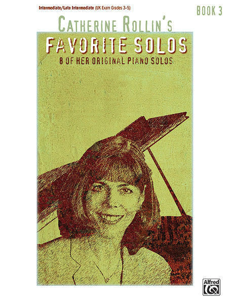 Rollin: Favorite Solos - Book 3