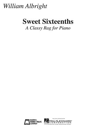 Albright: Sweet Sixteenths
