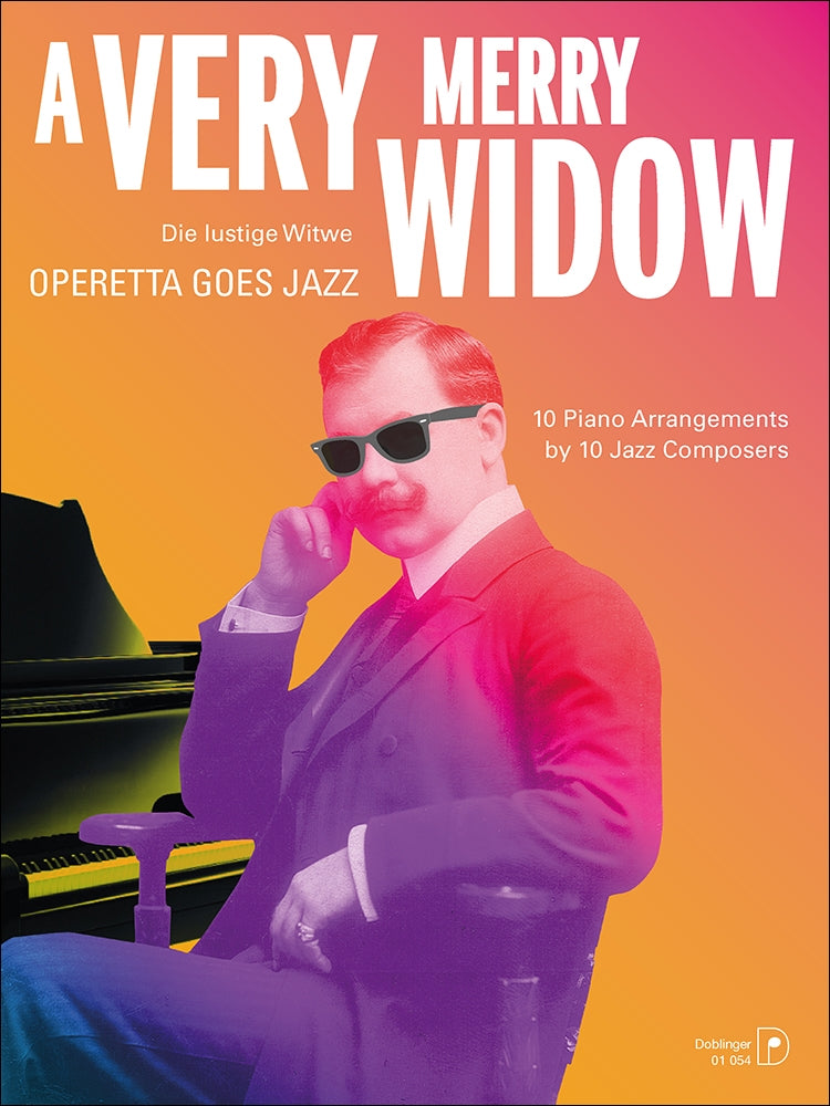 A Very Merry Widow (10 Jazz Piano Arrangements for Piano)