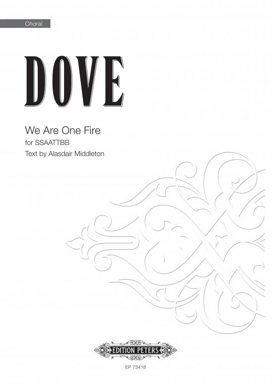 Dove: We Are One Fire