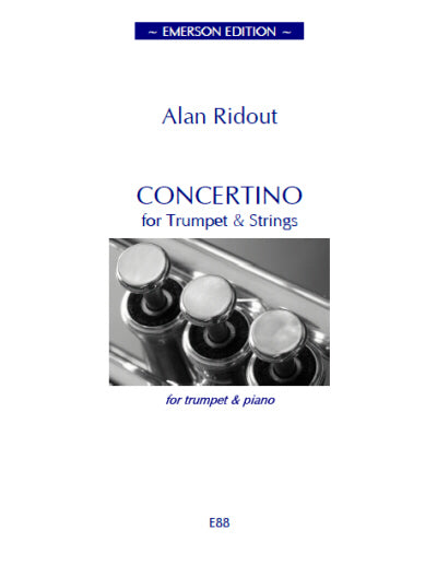Ridout: Concertino for Trumpet