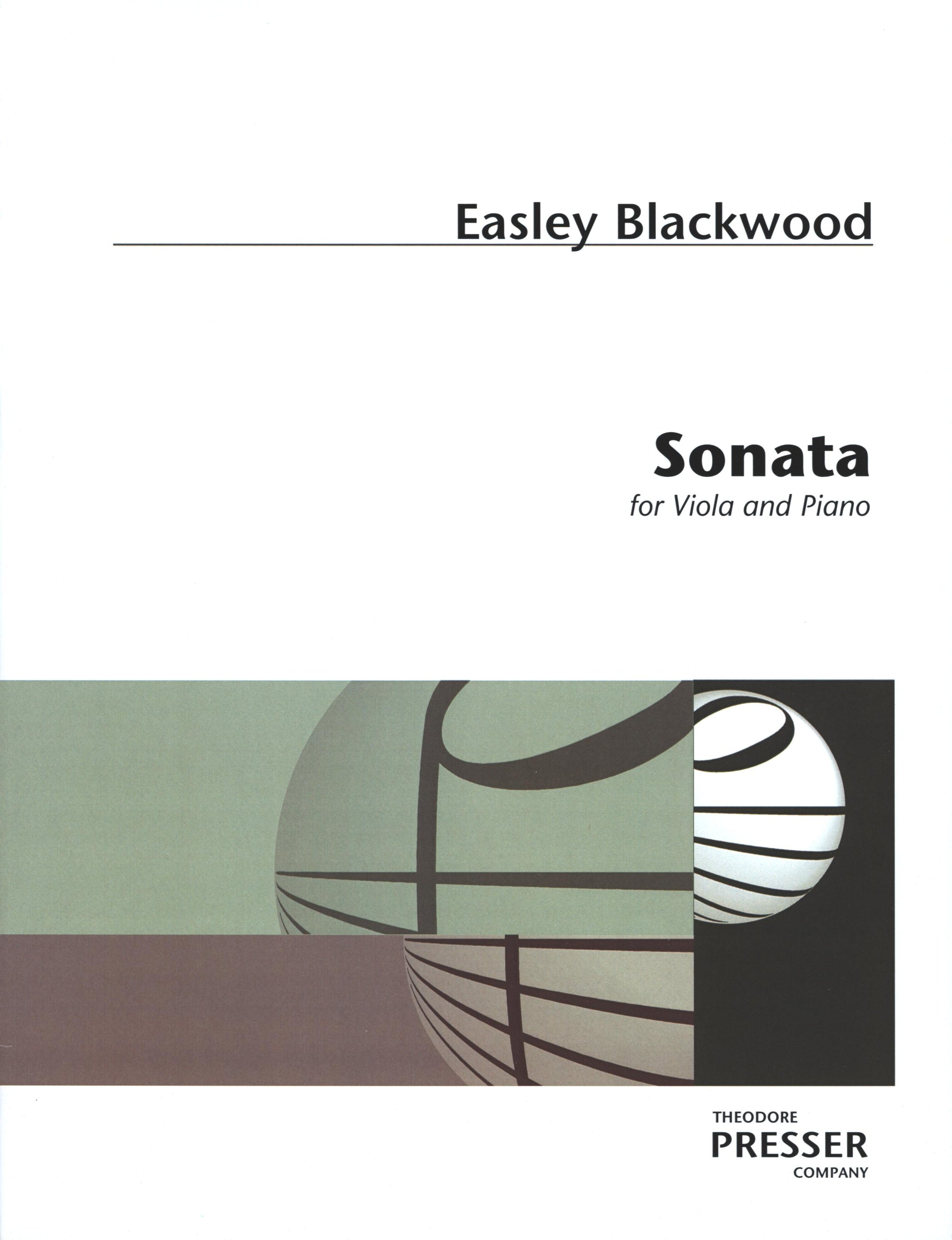 Blackwood: Viola Sonata
