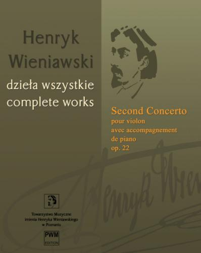 Wieniawski: Violin Concerto No. 2 in D Minor, Op. 22