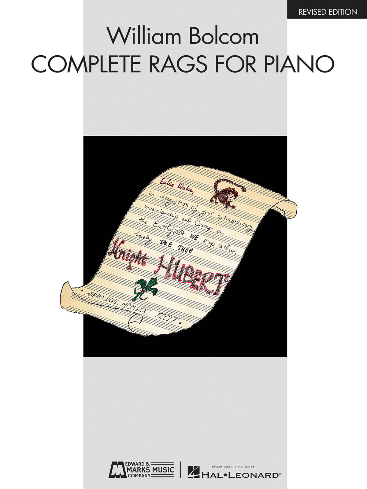 Bolcom: Complete Rags for Piano