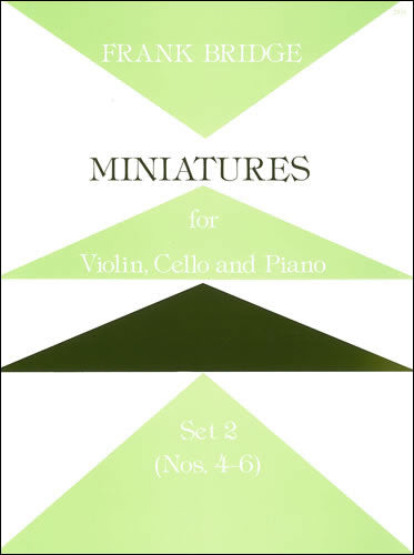 Bridge: Miniatures - Set 2 (Nos. 4-6)