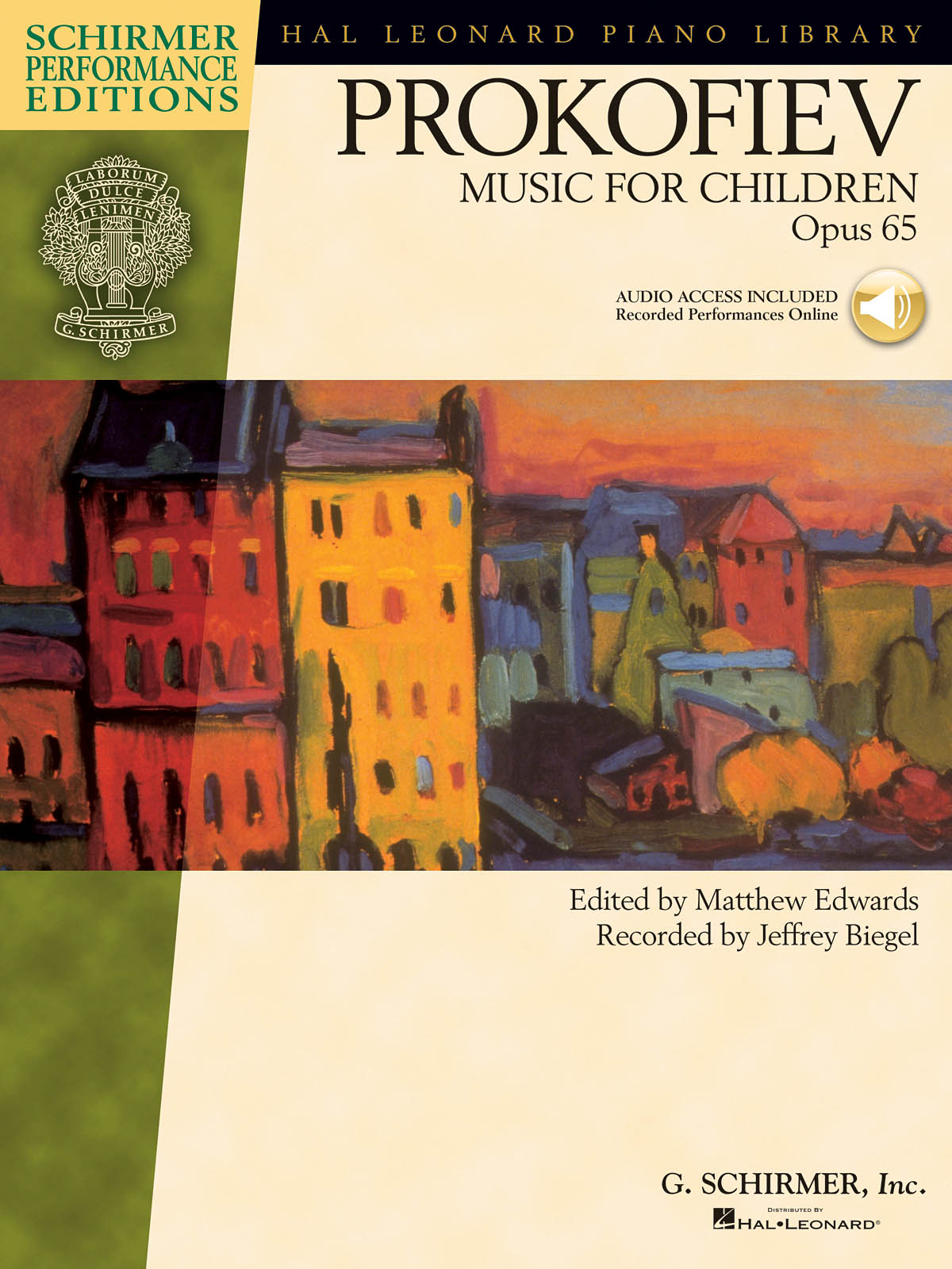 Prokofiev: Music for Children, Op. 65