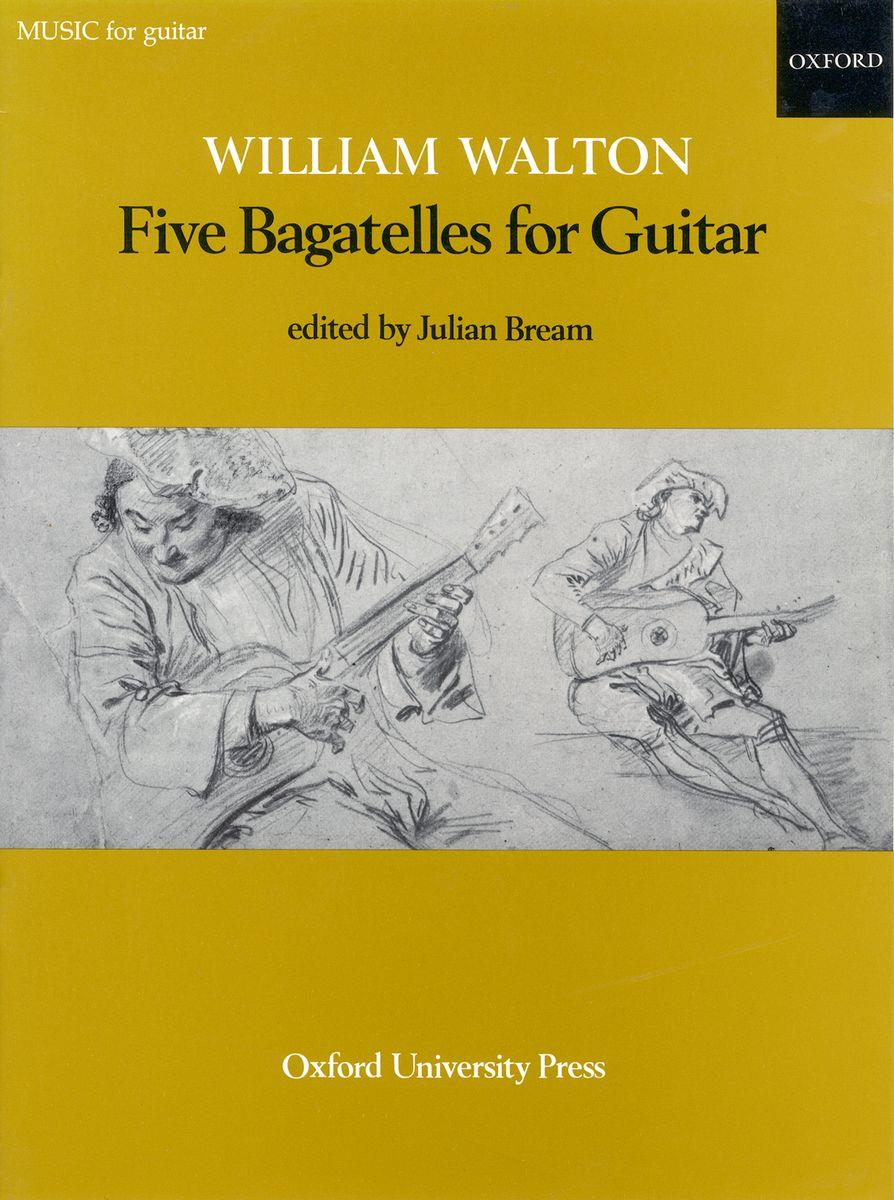 Walton: Five Bagatelles