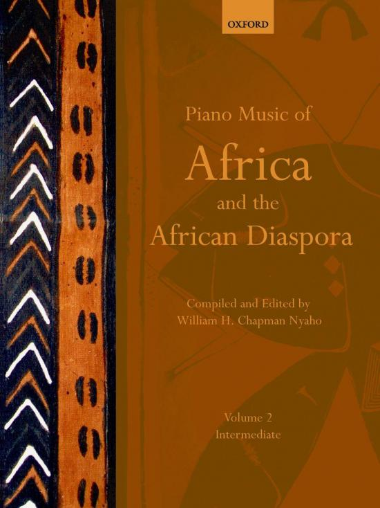 Piano Music of Africa and the African Diaspora - Volume 2