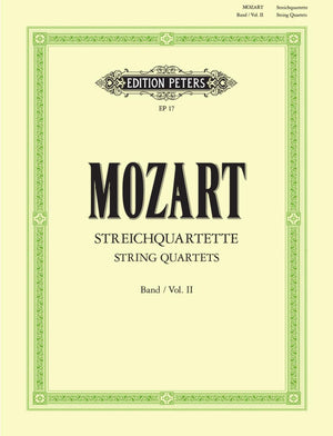 Mozart: String Quartets - Volume 2