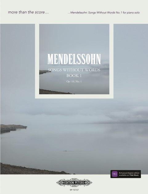 Mendelssohn: Song without Words, Op. 19, No. 1