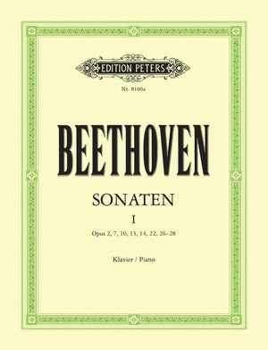 Beethoven: Piano Sonatas - Volume 1