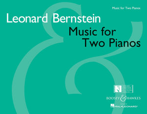 Bernstein: Music for Two Pianos