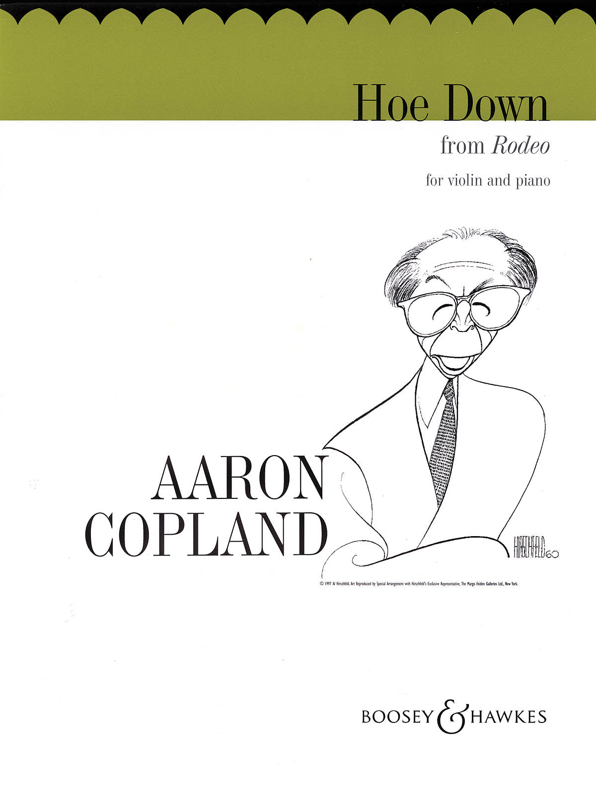Copland: Hoe-Down (from Rodeo)