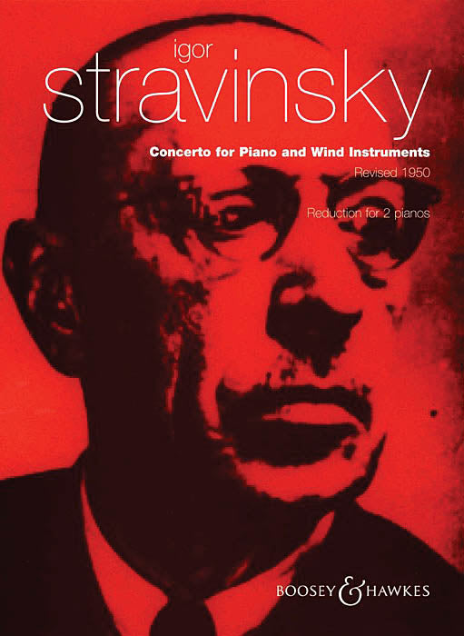 Stravinsky: Concerto for Piano and Wind Instruments
