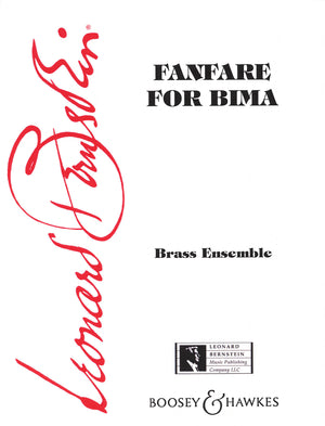Bernstein: Fanfare for Bima