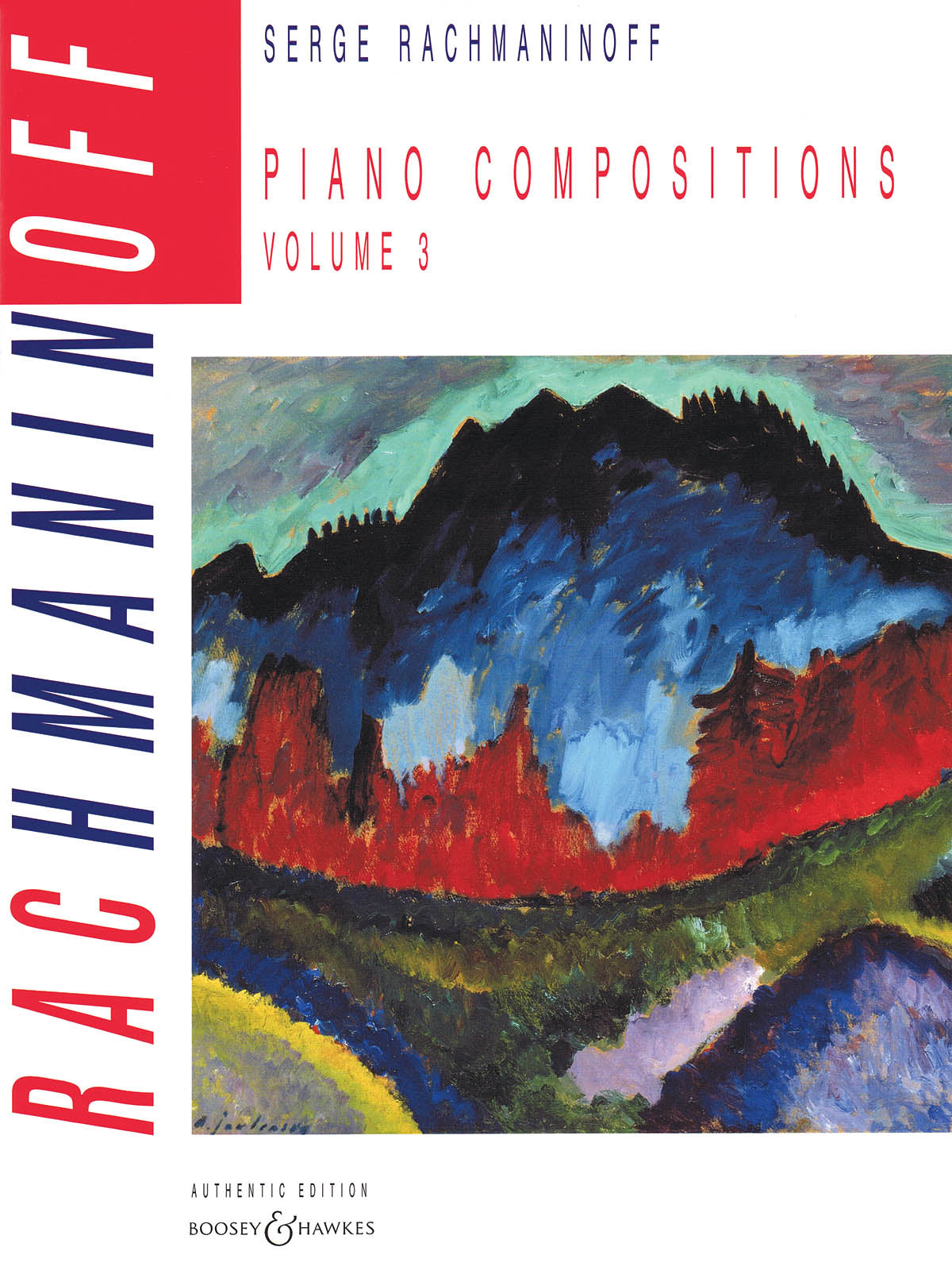 Rachmaninoff: Piano Compositions - Volume 3