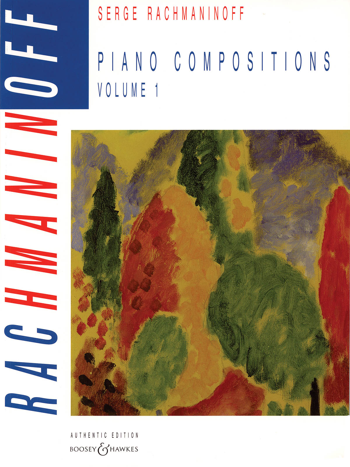 Rachmaninoff: Piano Compositions - Volume 1