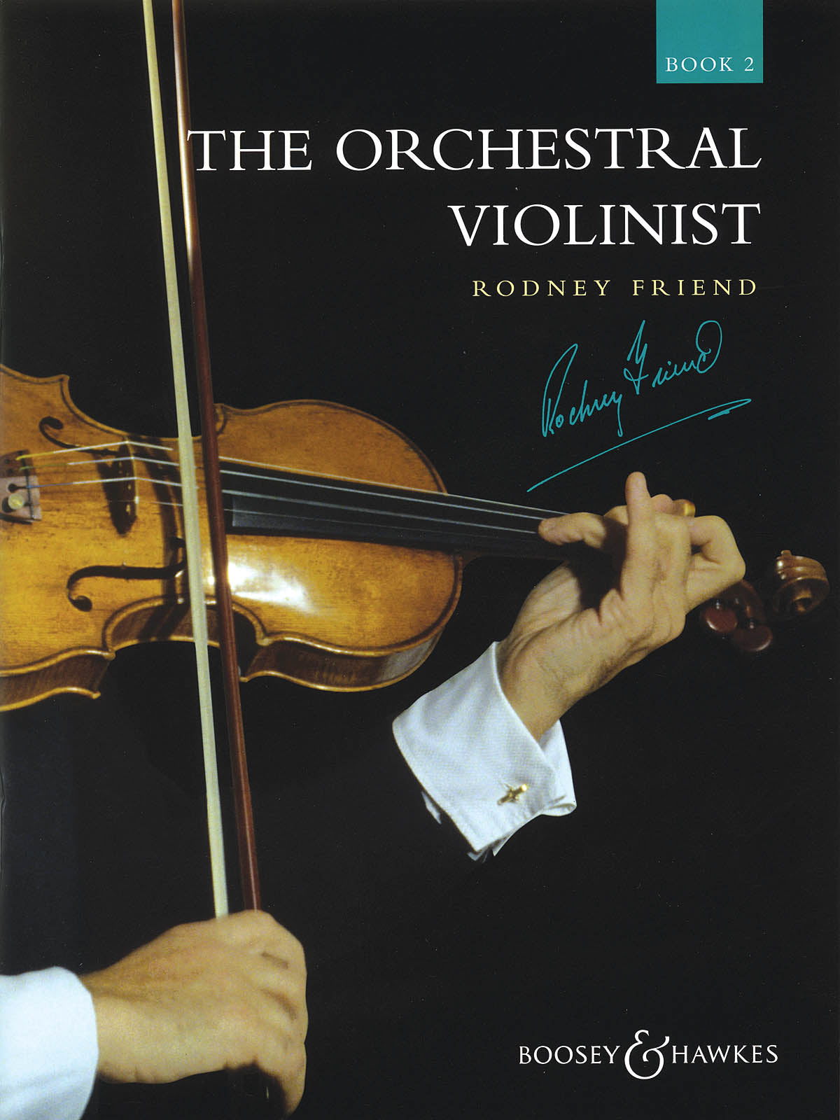 The Orchestral Violinist - Book 2
