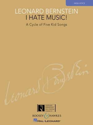 Bernstein: I Hate Music!