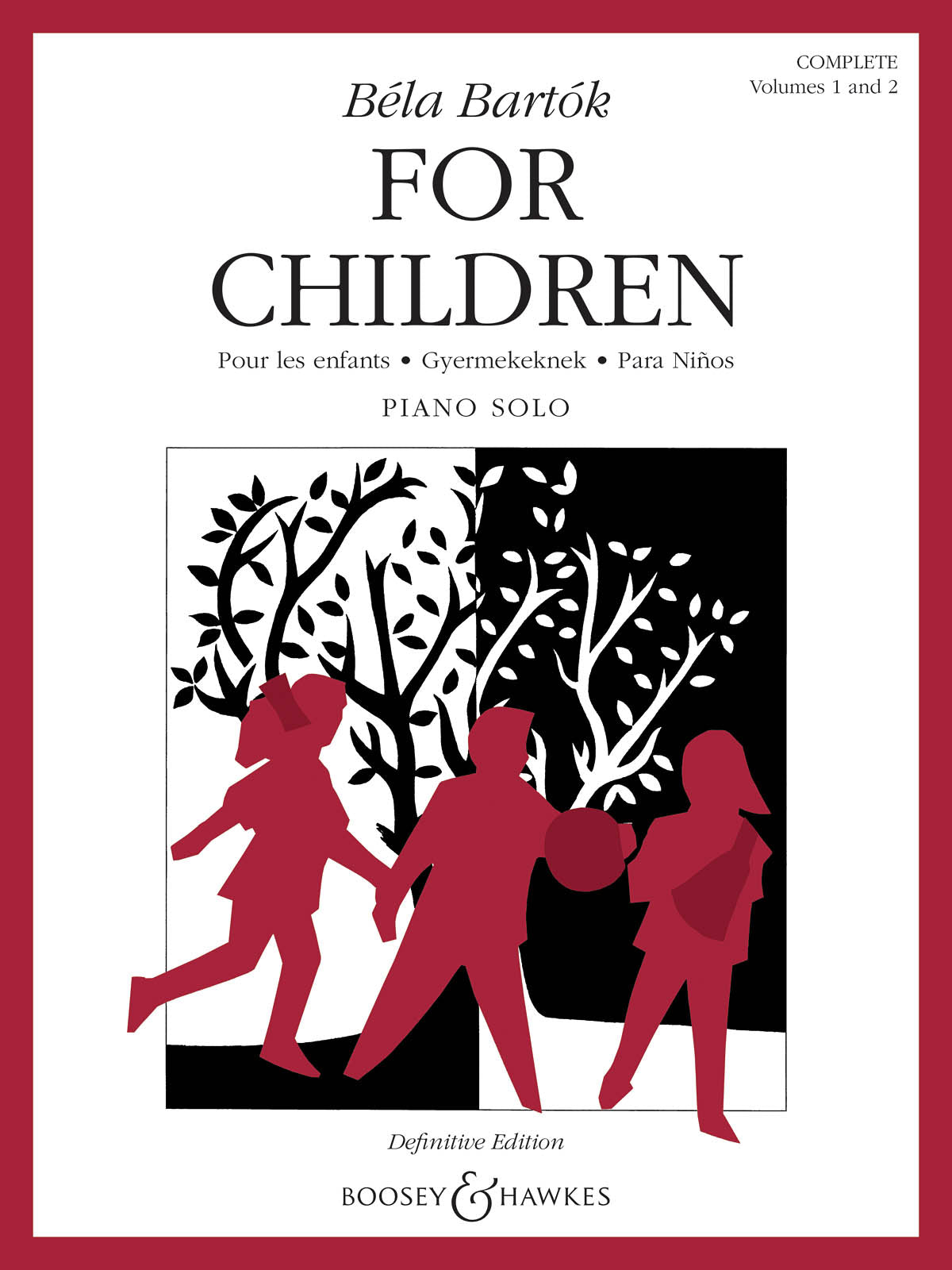 Bartók: For Children: Complete (Volumes 1 & 2)