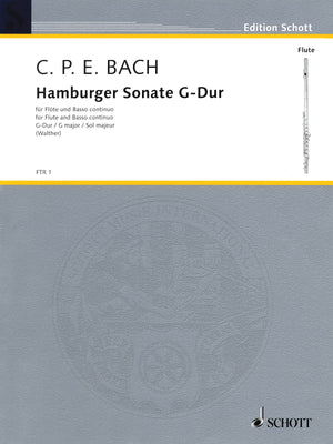 C.P.E. Bach: Hamburger Sonata in G Major, Wq. 133