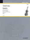 "Tartini: Sonata in G Minor (""Didone abbandonata""), Op. 1, No. 10"