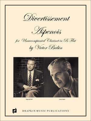 Babin: Divertissement Aspenois