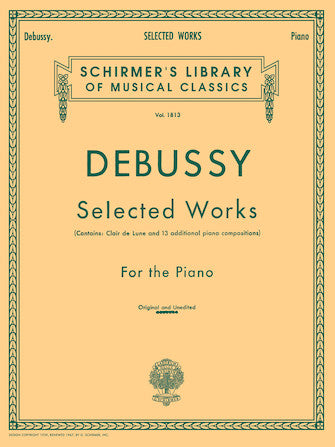 Debussy: Selected Works