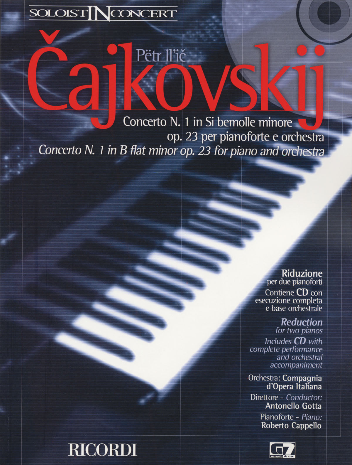 Tchaikovsky: Piano Concerto No. 1 in B-flat Minor, Op. 23