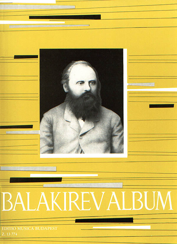 Balakirev Album for Piano