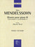 Mendelssohn: Piano Works - Volume 3