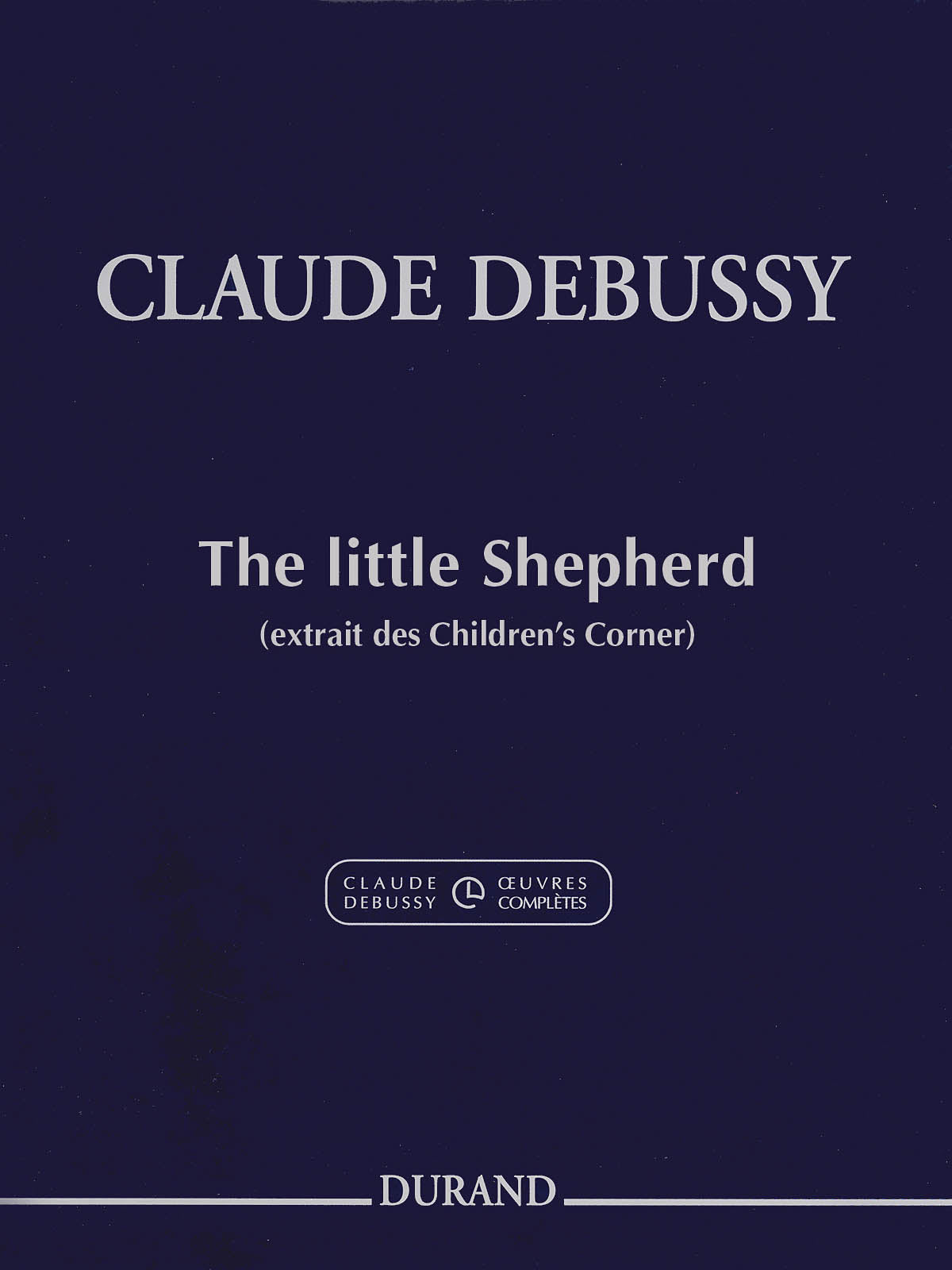 Debussy: The Little Shepherd