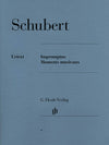 Schubert: Impromptus and Moments musicaux