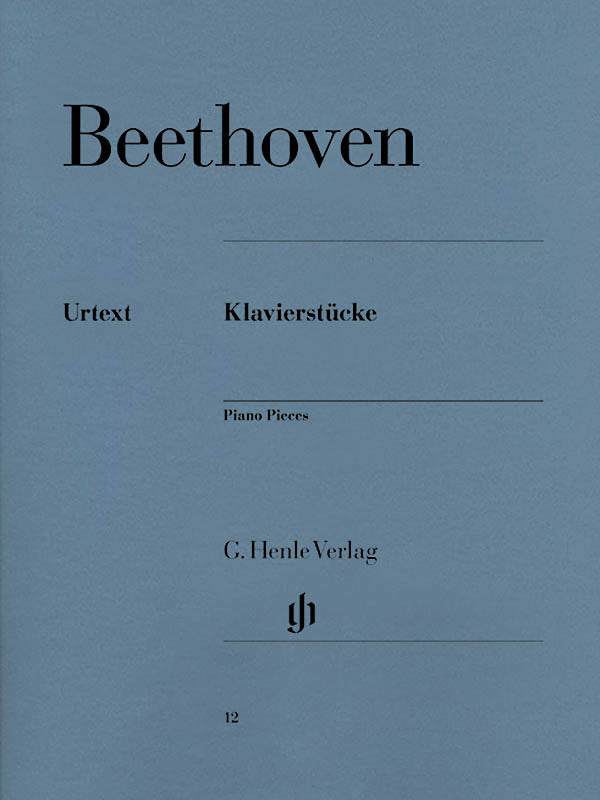 Beethoven: Piano Pieces
