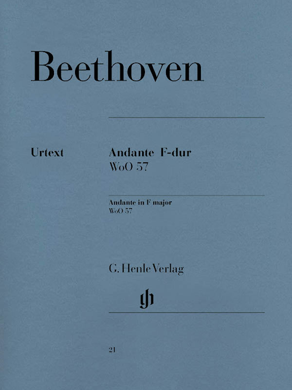 Beethoven: Andante in F Major, WoO 57