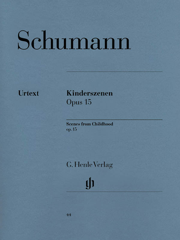 Schumann: Scenes from Childhood, Op. 15