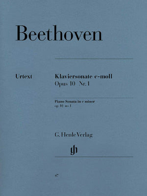 Beethoven: Piano Sonata No. 5 in C Minor, Op. 10, No. 1