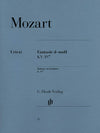 Mozart: Fantasy in D Minor, K. 397 (385g)