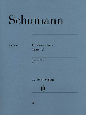Schumann: Fantasy Pieces, Op. 12 (includes WoO 28)