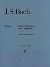 Bach: Little Preludes and Fughettas