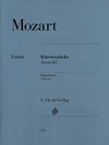 Mozart: Selected Piano Pieces