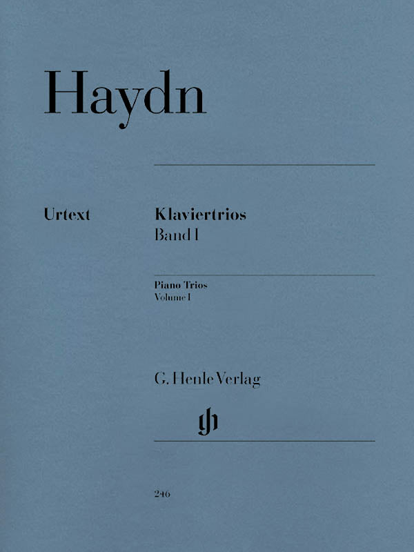Haydn: Piano Trios - Volume 1