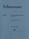 Schumann: Piano Quintet in E-flat Major, Op. 44