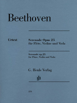 Beethoven: Serenade in D Major, Op. 25