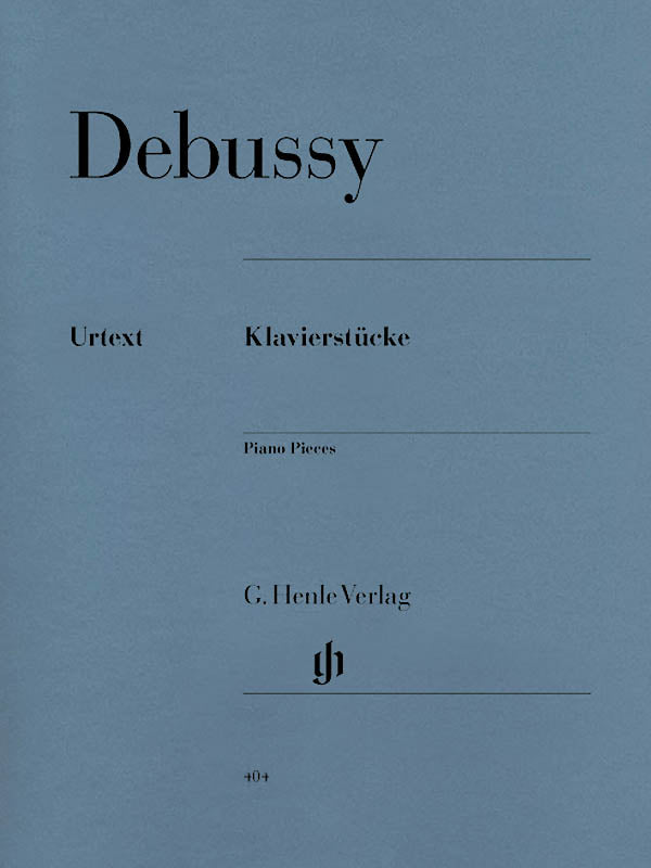 Debussy: Piano Pieces