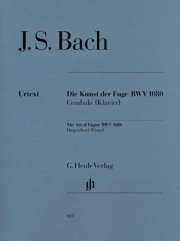 Bach: Art of the Fugue, BWV 1080