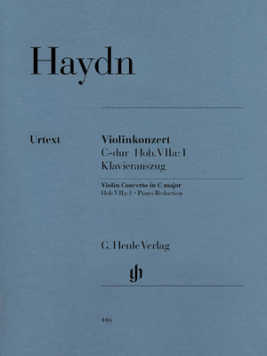 Haydn: Violin Concerto in C Major, Hob. VIIa:1