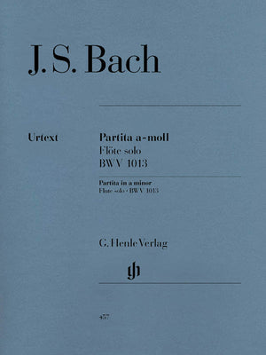 Bach: Partita in A Minor for Solo Flute, BWV 1013