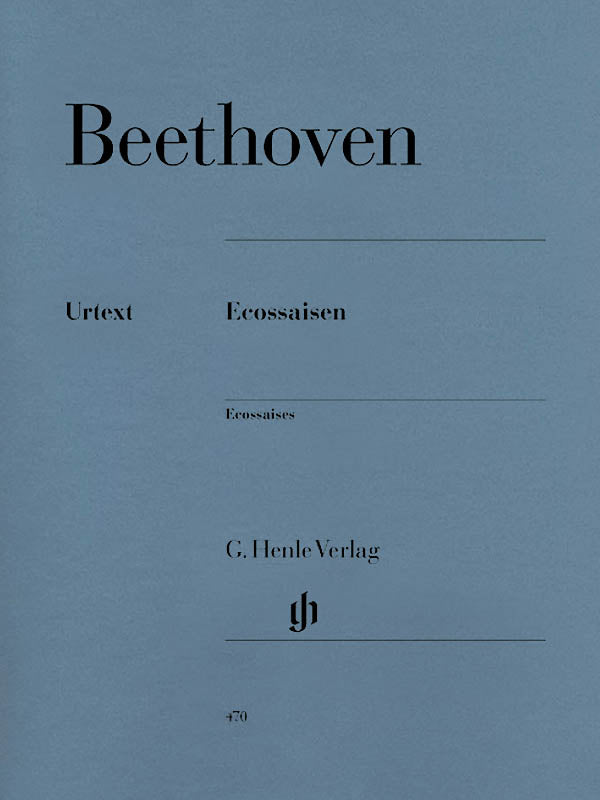 Beethoven: Écossaises, WoO 83 and WoO 86